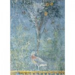 Puzzle   Romanik Art - Bird in the Garden
