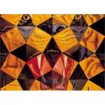 Puzzle   Salvador Dalí - Cinquenta Tigre Real