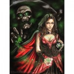 Puzzle   Scarlet Gothica - Absinthe