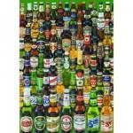 Puzzle  Educa-12736 Bières
