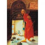 Puzzle  Educa-12986 Osman Hamdi Bey : Le Dresseur de Tortues