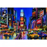 Educa-13047 Puzzle Lumineux la Nuit - Times Square