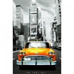 Educa-14836 Puzzle Mini - Taxi numéro 1 New York