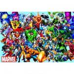 Puzzle  Educa-15193 Marvel : Les héros de Marvel