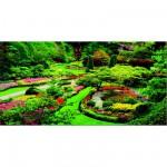 Puzzle  Educa-15523 Canada, Jardin Butchart