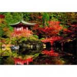 Puzzle  Educa-15529 Japon : Kyoto : Temple Daigo-Ji