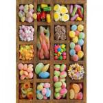 Puzzle  Educa-15963 Bonbons