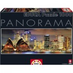 Puzzle  Educa-15994 Australie, Sydney by Night