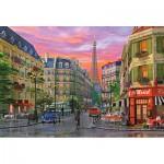 Puzzle  Educa-16022 Davison : Rue de Paris