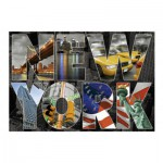 Puzzle  Educa-16288 Collage de New York