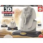 Educa-16503 Puzzle Sculpture 3D - Toutankhamon
