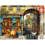 Puzzle  Educa-16743 Pièces XXL - Viktor Shvaiko - La Palette Notre Dame