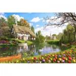 Puzzle  Educa-16784 Dominic Davison : Cottage