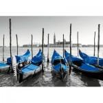 Puzzle  Educa-17112 Gondoles à Venise