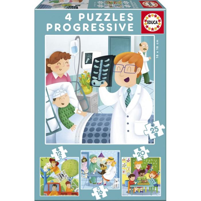 4 Puzzles - Quand Je Serai Grand