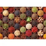 Puzzle  Educa-17666 Herbes et épices