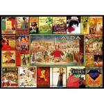Puzzle  Educa-17676 Opera Collage