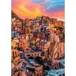 Puzzle  Educa-17980 Manarola, Cinque Terre, Italie