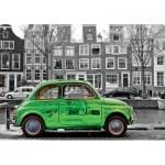Puzzle  Educa-18000 Voiture à Amsterdam