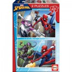 Educa-18099 2 Puzzles - Spider-Man