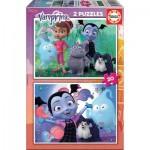 2 Puzzles - Disney Vampirina