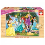 Puzzle en Bois - Disney Princess