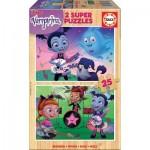 Puzzle en Bois - Disney - Vampirina