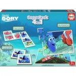 Puzzle   Superpack 4 in 1 - Finding Dory