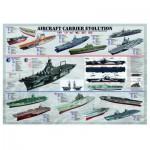 Puzzle  Eurographics-6000-0129 Porte-avions
