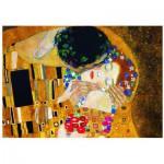 Puzzle  Eurographics-6000-0142 Gustav Klimt : Le baiser (détail)