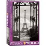 Puzzle  Eurographics-6000-0175 Portail de Paris