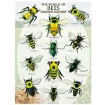 Puzzle  Eurographics-6000-0230 Le monde des abeilles