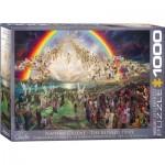 Puzzle  Eurographics-6000-0361 Nathan Green - La Bienheureuse Espérance