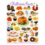 Puzzle  Eurographics-6000-0432 Friandises pour Halloween
