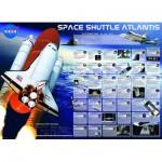 Puzzle  Eurographics-6000-0571 Navette Spatiale Atlantis