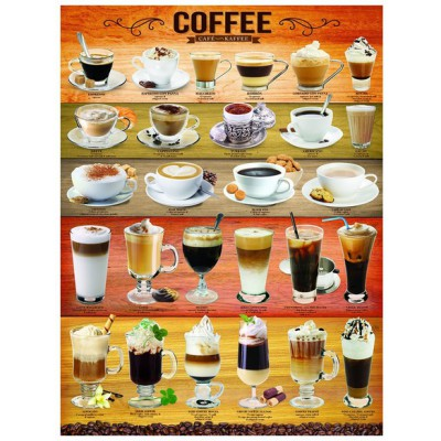 Puzzle Eurographics-6000-0589 Café