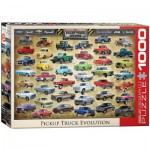 Puzzle  Eurographics-6000-0681 Pick Up Evolution