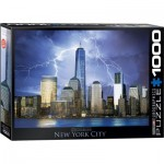 Puzzle  Eurographics-6000-0731 New York City World Trade Center