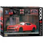 Puzzle  Eurographics-6000-0734 2015 Chevrolet Camaro Z/28