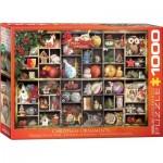 Puzzle  Eurographics-6000-0759 Décoration de Noël