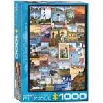 Puzzle  Eurographics-6000-0779 Phares