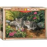 Puzzle  Eurographics-6000-0796 Deux Fois plus d'Ennuis