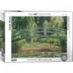 Puzzle  Eurographics-6000-0827 Claude Monet - Pont Japonais
