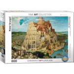Puzzle  Eurographics-6000-0837 Pieter Bruegel - Tour de Babel