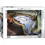 Puzzle  Eurographics-6000-0842 Dalí Salvador : Les Montres Molles