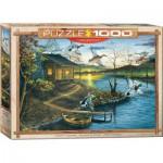 Puzzle  Eurographics-6000-0862 Retraite d'Automne