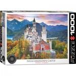 Puzzle  Eurographics-6000-0946 Neuschwanstein, Allemagne