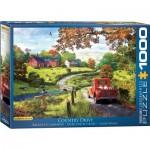 Puzzle  Eurographics-6000-0968 Dominic Davison - Balade en Campagne
