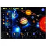 Puzzle  Eurographics-6000-1009 Les planètes
