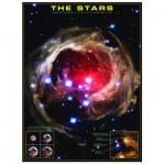 Puzzle  Eurographics-6000-1012 Les étoiles